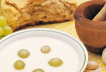 Platos tradicionales Andalucia / Platos típicos