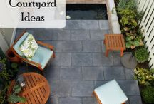 courtyard idees