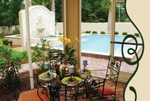 Classic • Outdoor Spaces / Relaxing outdoor spaces designed by Classic.