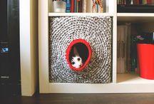 DIY: Ikea hacks for cats
