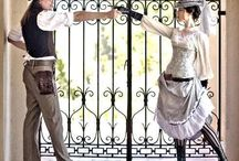 Steampunk Outfits / by Jacque Estill Summers