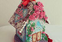 case biscotto decorate