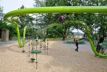 Outdoor Play-spaces