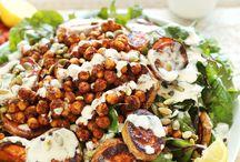 Recipe: Salads, vegetable-based mains