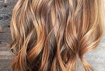 Hair color summer