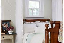 Bedroom ideas / by Jaime Nissenbaum