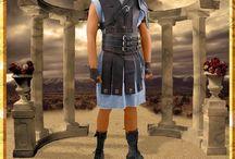 Maximus Gladiator, Morocco Costume