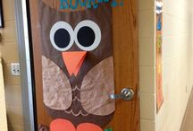 bulletin boards and organization / by Amy Bugeau