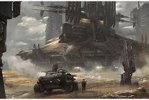 Sci-Fi Arts