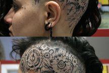 tattoos  / by Ellie Orbanek