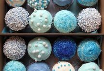 Baby shower boy sweets