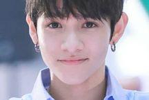 Samuel Kim, the cutest kiddo