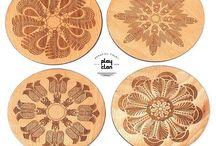 Buy Wooden Coasters Online India