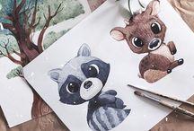 cute kresby