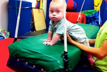 Down Syndrome Physical Therapy Resources / Physical Therapy resources for children born with Down syndrome.