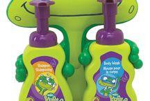 shampoo kids