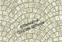Stamped Concrete Colors by Manufacturer / Decorative Concrete Design Software has thousands of Stamped Concrete colors to choose from.