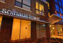 Solhaus Apartments + Tower / Discover a Community Redefined® in Minneapolis, MN. Learn more about leasing & apartment availability: https://www.solhausmpls.com || 2428 Delaware St SE, Minneapolis, MN || Contact us to take a tour today: (612) 260-5775 || @LiveAtSolhaus