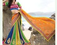 mumbaisarees. co.uk / WHOLESALE AND RETAIL  DESIGNER SAREES AND LENGAS