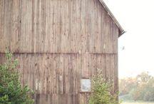 beautiful barns ...farm life