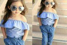 Modelos niñas/bebés