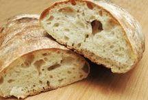 Chleba, ciabata rady