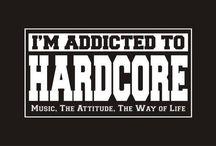 hardcore muziek