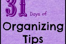 since i am so not.. tips to help organize..