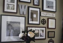 How to arrange gallery on wall?