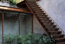 Staircase Inspiration / Architect inspiration for staircases and railings for home renovations and new construction.  / by Murdock Solon Architects