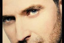 Richard Armitage. 'Nuff said. / Thorin
