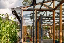 Huertos / Arquitectura
