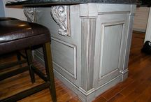Custom Molding and Woodwork / Custom molding and woodwork by Cabinet Reface Kitchens & Bathrooms - 10029 Perry Dr Overland Park, KS 66212 - (913) 894-8455 - cabinetreface.com/custom-molding-and-woodwork