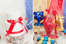 Party Ideas / by Stephanie Whitlow