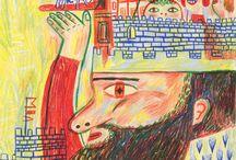 sarjisinspis / comix & graphic novel art