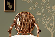 Home Decorating Ideas / Home decorating ideas to transform the walls in your home from season to season. / by RoomMates Decor: Wall Decals & More