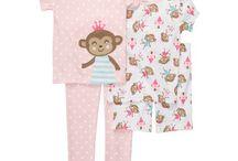 Пижамки девочкам