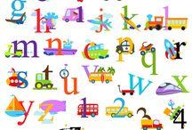 Alfabeto minusculas