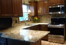 Kitchens / by Heather Apple
