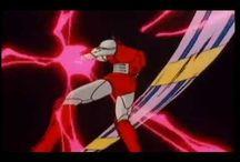 Ref. Anime: Transformaciones