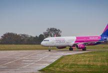 Wizz Air începe, de miercuri, operarea pe Aeroportul Suceava. http://bit.ly/2aK9L37