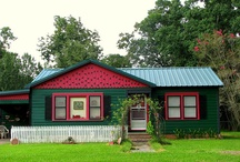 Watermelon Cottage / Please Limit your pins to an OVERALL of 20 - That is not per board - Happy pinning!   Por favor limite sus pernos a un total de 20 - que no es por Junta - pinning feliz! / by Sherry ...