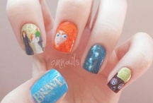 Nail Designs / I never paint my nails, but that doesn't mean I can't drool over these gorgeous designs.