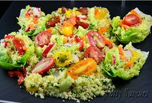 Patty's Salads / Mixed Salads for all Seasons that can be found on my blog