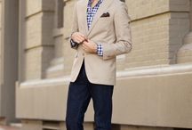 Style, because men's clothing blows.