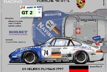 Motorsport art