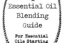 Essential oil blending guide / by Connie Burgdorf