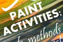 Painting activities