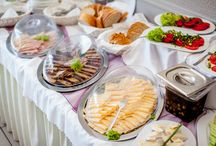 Our dishes and breakfasts / Its all about good food and food presentation.