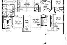 House layouts / ideal house layouts
